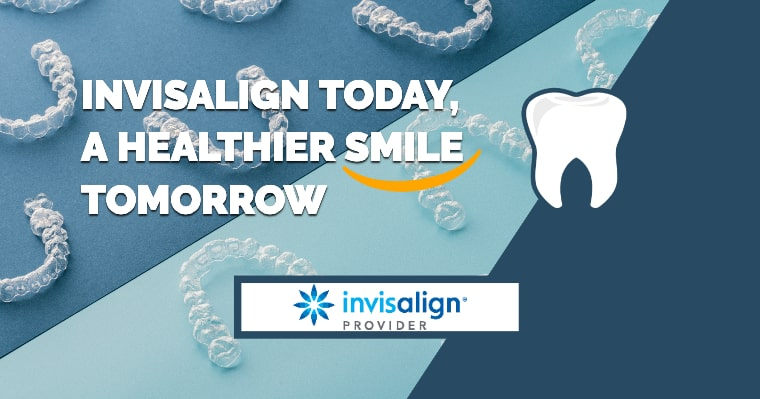 Cover image for the benefits of Invisalign and the conditions it can treat